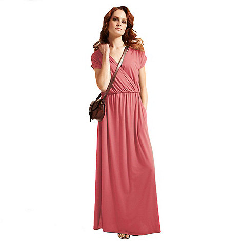 HotSquash - Coral maxidress with CoolFresh