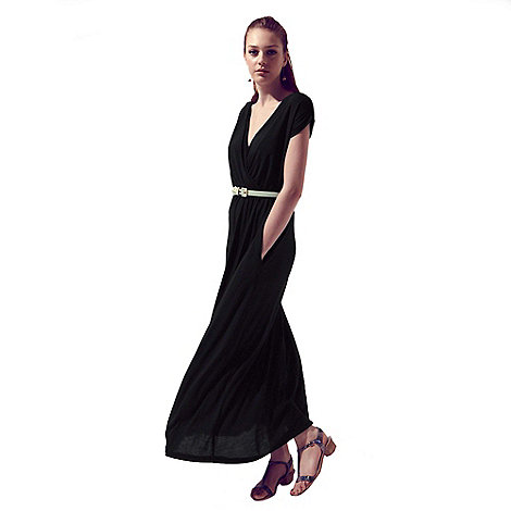 HotSquash - Black maxidress with CoolFresh