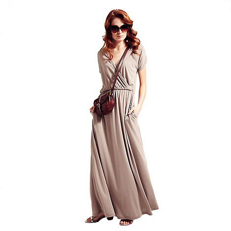 HotSquash - Grey Maxidress With CoolFresh