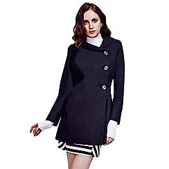 HotSquash - Black Rain & Stain Resistant Coat