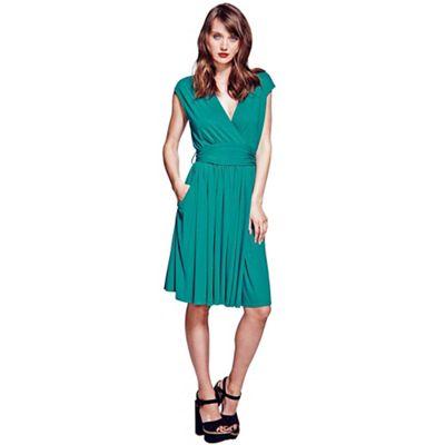 HotSquash Sleeveless knee length dress