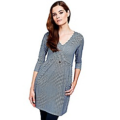 HotSquash - Print long sleeved tunic with ThinHeat