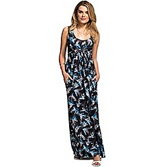 HotSquash - Empire line maxi dress in coolfresh fabric