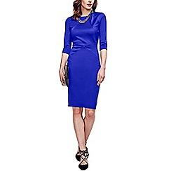 HotSquash - Royal Blue Pimlico Ponte Dress