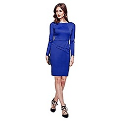 HotSquash - Royal Blue Fitzrovia Ponte Dress