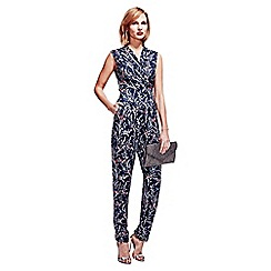 HotSquash - Oriental Birds Jumpsuit in Clever Fabric