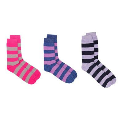 3 Pack Of Amazing Tech Socks Made Normal