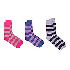 HotSquash - 3 Pack Of Amazing Tech Socks Made Normal