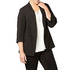 Evans - Black formal jacket