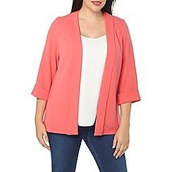 Evans - Coral soft jacket