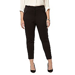 Evans - Black slim leg trouser