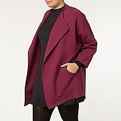 Evans - Wine chuck on coat
