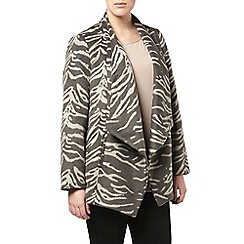 Evans - Zerba waterfall coat