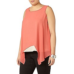 Evans - Coral double layer top