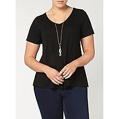Evans - Black swing top