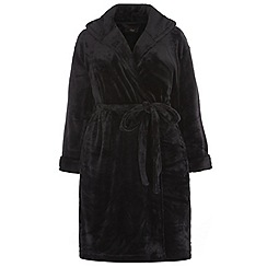 Evans - Black cat robe