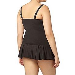 Evans - Black swimskirt