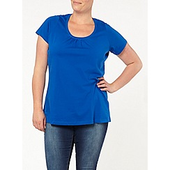 Evans - 2 pack of cobalt t-shirts