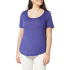 Evans - Pink and purple t-shirts 2 pack