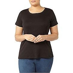 Evans - Black short sleeve t-shirt