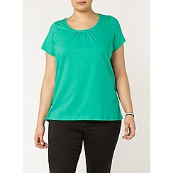 Evans - Green short sleeve t-shirt