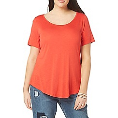 Evans - Red t-shirt