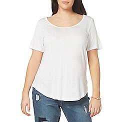 Evans - White t-shirt