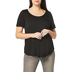Evans - Black t-shirt
