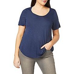 Evans - Navy blue t-shirts