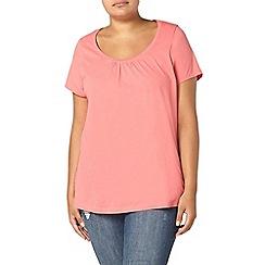 Evans - Pink short sleeve t-shirt