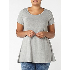 Evans - Grey swing top