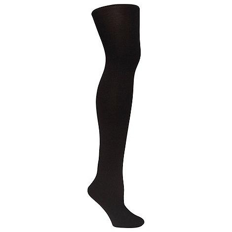 Evans - Black 70 denier tights
