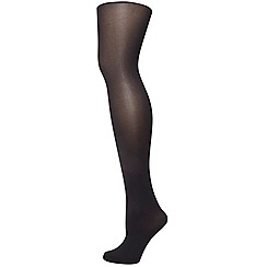 Evans - Black 70 Denier temperature control tights
