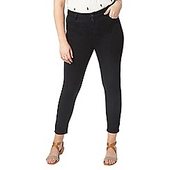 Evans - Black skinny jeans