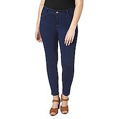 Evans - Indigo regular 30 skinny jeans