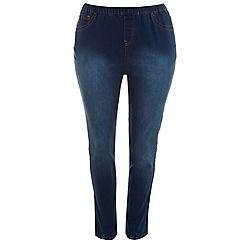 Evans - Midwash jegging jeans