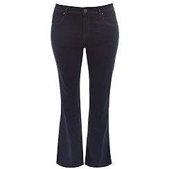 Evans - Indigo bootcut jeans