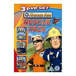 DVD - Fireman Sam - Rescue Pack
