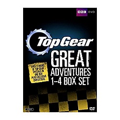 DVD - Top Gear   The Great Adventures 1 4 DVD