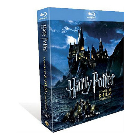 Blu-Ray - Harry Potter Collection - Years 1-7B