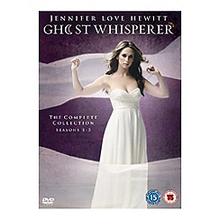 DVD - Ghost Whisperer - Complete Seasons 1-5