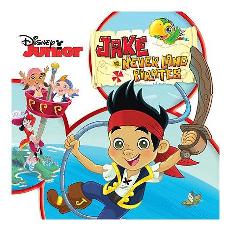 CD - Original Soundtrack - Jake And The Neverland Pirates (Never Land Pirate Band)
