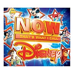 CD - Various Artists - Now That's What I Call Disney