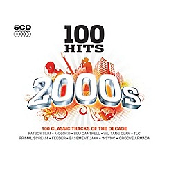 CD - 100 Hits   2000s   Various Artists CD