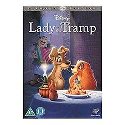 DVD - Disney Lady And The Tramp DVD