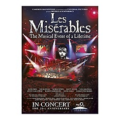 DVD - Les Miserables - 25th Anniversary Show