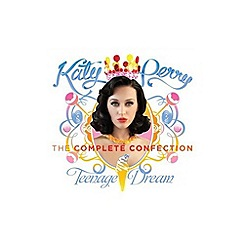 CD - Teenage Dream: The Complete Confection   Katy Perry CD
