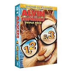 DVD - Alvin & The Chipmunks Collection DVD