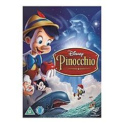 DVD - Disney Pinocchio DVD