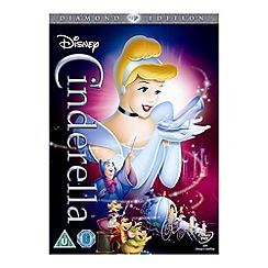 DVD - Disney Cinderella DVD